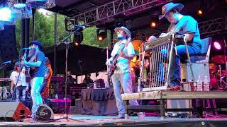 Cody Jinks - Diggin' Up Bones (7/12/2018) Choctaw, MS