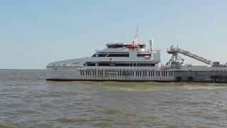 Reshid Behbudov gemisinin acilish merasiminde teqdim olunan video