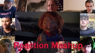 Cult of Chucky Official Teaser Trailer REACTION MASHUP