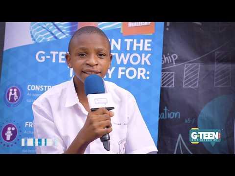Smart Teens in Uganda on G-TEEN