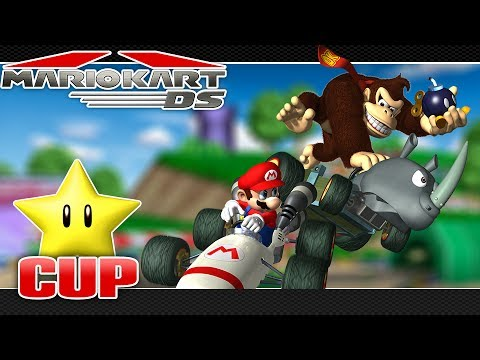 mario kart ds star cup 150cc youtube. Black Bedroom Furniture Sets. Home Design Ideas