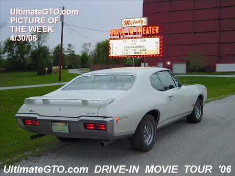Ronnie & The Daytonas -  Little GTO - Rockmaster Videos