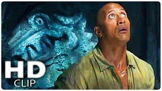 JUMANJI 2: First 3 Clips from the Movie (2017)