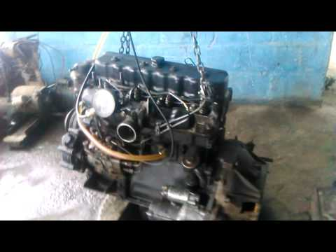 Motor nissan ed 33
