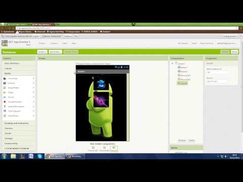 Crear aplicaciones Android con AppInventor