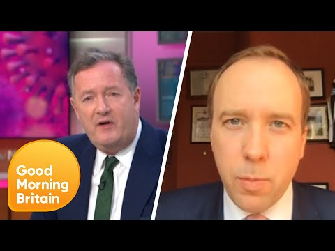 Will UK Politicians Take a Pay Cut to Show Solidarity with Those on Furlough? | Good Morning Britain