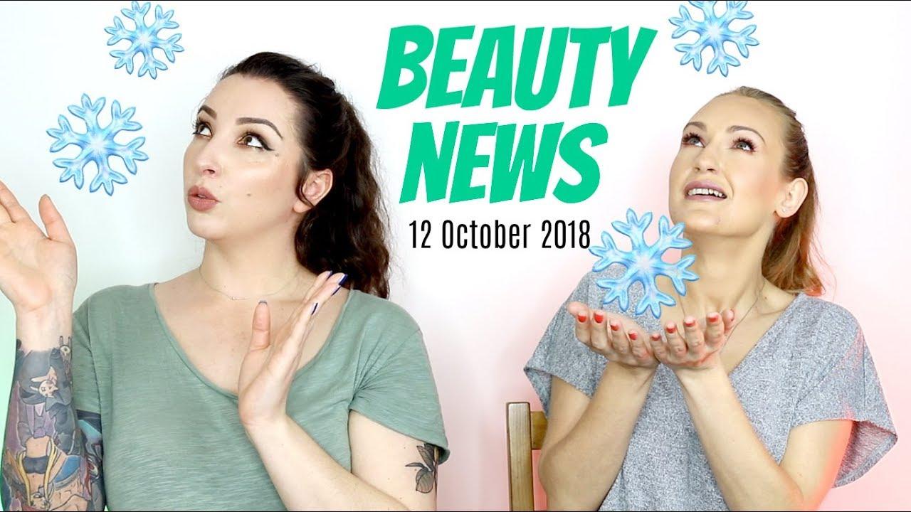 New makeup releases october 2018