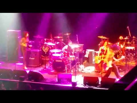 Glam Skanks - Radio Blues - live at Capitol Theater Clearwater Florida, Jan 31, 2018