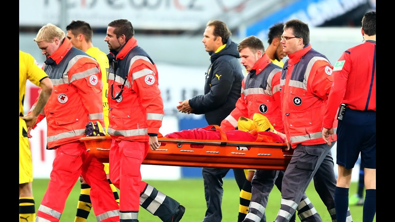 BVB-Schock! Marco Reus fällt für die Hinrunde aus   SC Paderborn - Borussia Dortmund 2:2