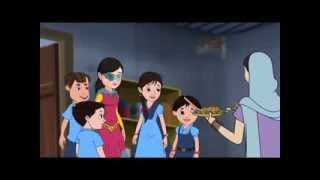 Animation film on Water, Sanitation & Hygiene - Hygienic Food
