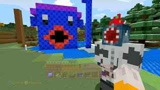 Minecraft Xbox - Quest For A Purple Wig (57)
