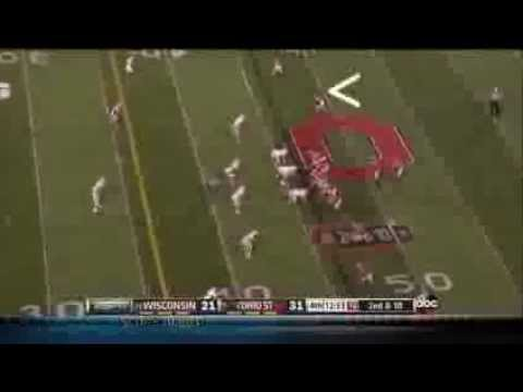 Jeff Heuerman - Ohio State Football - TE - 2013 Wisconsin Game