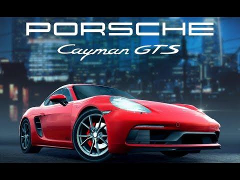 718 CAYMAN GTS - Nitro Nation