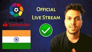La Liga Live Stream Official INDIA 🇮🇳 | La Liga live in india | la liga live 2021 screenshot 3