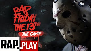 FRIDAY THE 13th RAP | KRONNO ZOMBER & CYCLO | ( Videoclip Oficial )