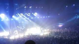 Naktinės Personos. Žalgirio Arena 2014. Kaltas Ruduo (Live)