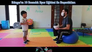Otizm Spor Eğitimi Videoları  10 Seans