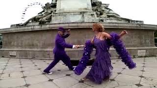 Wearing Purple avec Betty Crispy