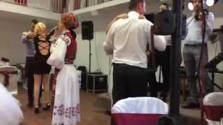 Violeta Gherman, Stangaciu si Stangaciu Jr - polcă Bihor, live nuntă 2015