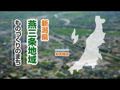 株式会社梨本商店企業紹介動画サムネイル