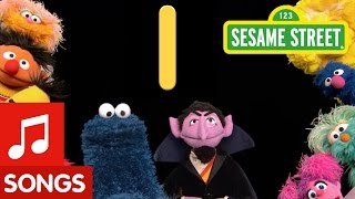 Sesame Street: Cookie's Number 1