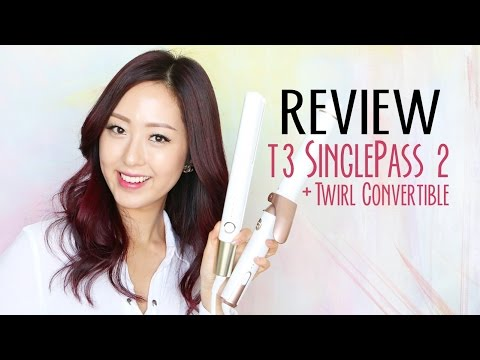 REVIEW | T3 SinglePass 2 and Convertible Collection + GIVEAWAY