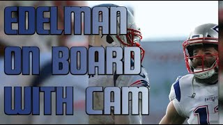 Julian Edelman Joins Cam Newton With Cryptic Fonts On Social Media
