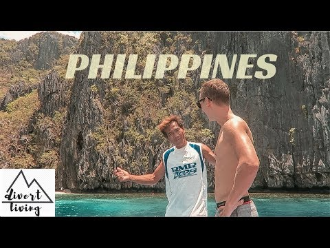 Fall in LOVE with the PHILIPPINES | El Nido, Palawan |
