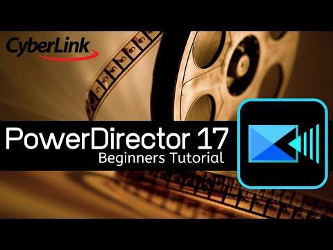 cyberlink-powerdirector-17-tutorial---designed-for-beginners