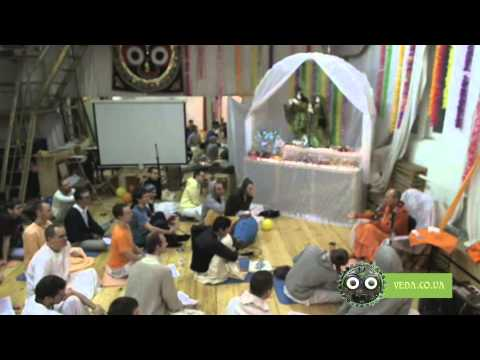 Шримад Бхагаватам 3.25.24 - Бхакти Ананта Кришна Госвами