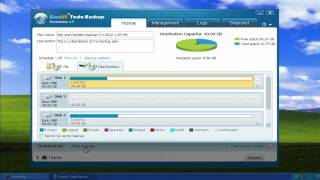 New upgrade EaseUS Todo Backup Workstation 4.5: Windows backup recovery software