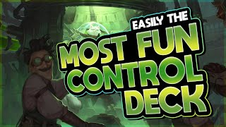The MOST FUN CONTROL DECK! Purrsuit of Perfection | Legends of Runeterra