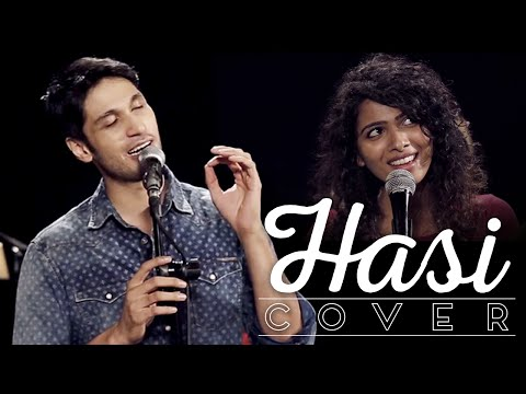 Hasi Cover Version - Arjun Kanungo ft. Sanah Moidutty | Hamari Adhuri Kahani