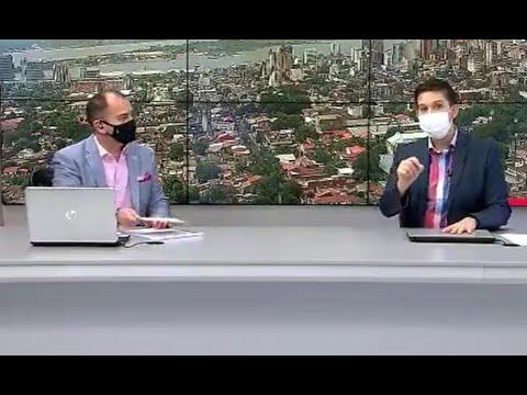 C9N Noticias Primera Edición: Programa del 24 de Febrero del 2021