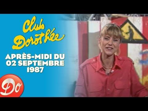 Club Dorothée : la première émission (INTEGRALE)