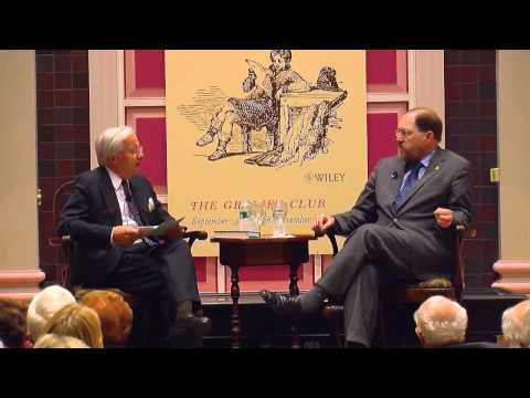 Bill Moyers interviews James K. Galbraith about John Kenneth Galbraith Part 1