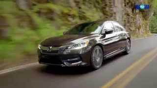 2016 Honda Accord Sedan Touring Kona Coffee Metallic - Driving Video
