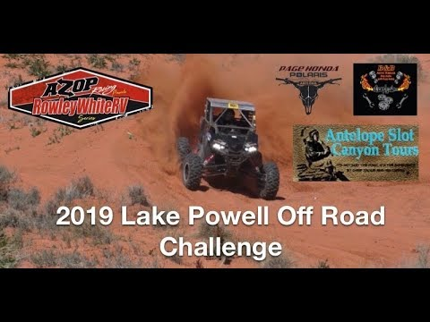 Official 2019 AZOP Lake Powell OffRoad Challenge