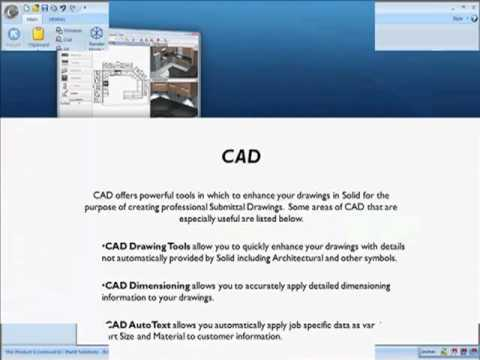 May 2010 TechCast Video - Submittal Drawings