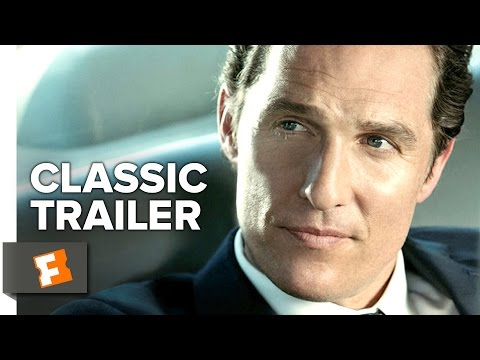The Lincoln Lawyer (2011) Official Trailer - Matthew McConaughey, Marisa Tomei Movie HD