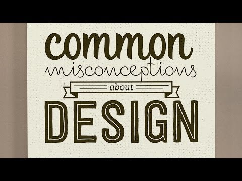 Learn Web Design Common Misconceptions