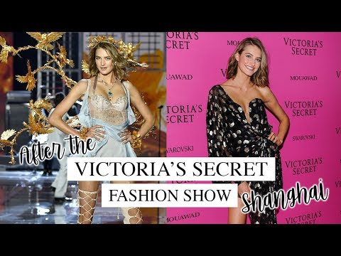 Shanghai - Post Victoria Secret Show 2017