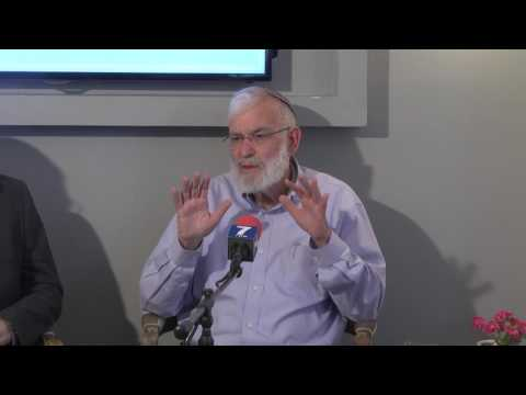 """Israel and the Middle East Today: Geostrategic Overview"" - Major General (Res.) Yaakov Amidror"
