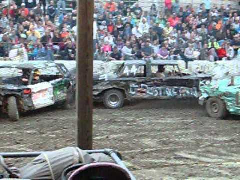 Fair Grounds Demolition Derby - BeamNG.Drive - YouTube |Demolition Derby Fair Grounds