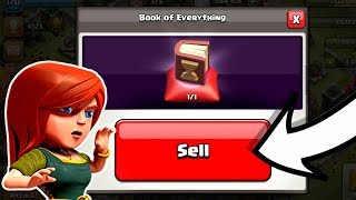 WHAT HAPPENS IF YOU CLICK THAT BUTTON!? - Clash Of Clans