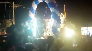 உத்தமபாளையம் ஸ்ரீ விநாயகர் சதுர்த்தியில்  விநாயகர் சிலை ஊர்வலம் || Uthamapalayam vinayagar sathurthi