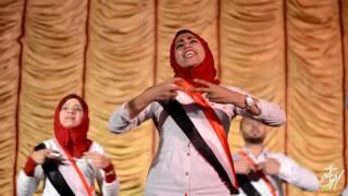أغنية تحيا مصر بلغة الإشارة | جامعة الفيوم
