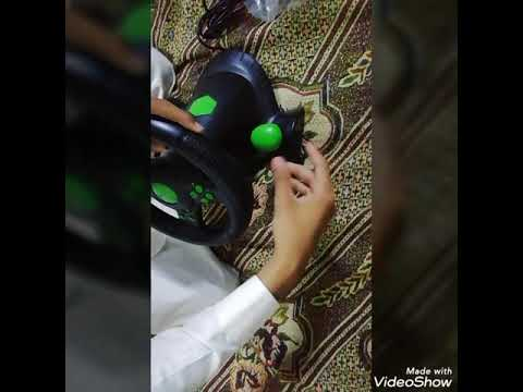 Vibration Steering Wheel Under 1000 Ten Thousand In Pakistan #Unboxing
