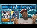watch he video of BUILDING A BUDGET BEAST TEAM | FROM SHAME TO FAME MADDEN MOBILE EP. 3!!!