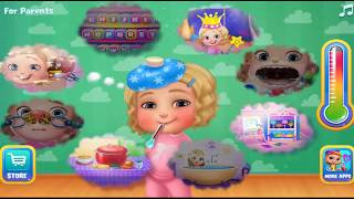 KIDS EMERGENCY DOCTOR  BABYGAMES TV  Baby Care GAME1